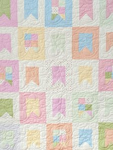 Celebrate Quilt Kit by Cluck Cluck Sew