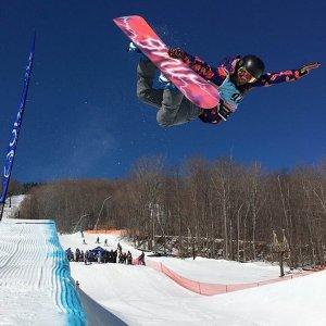Anna Valentine: US SNOWBOARD TEAM