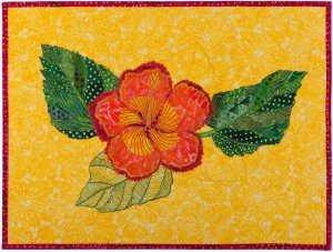 Free Hibiscus Pattern