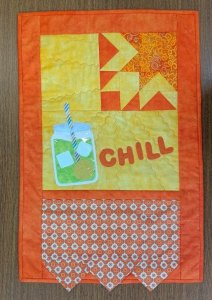 Batn Block Quilt Pattern