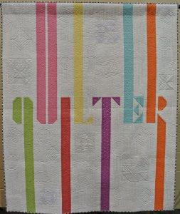 Elise Larsen, Quilter, Modern 2nd, Best Machine Quilting