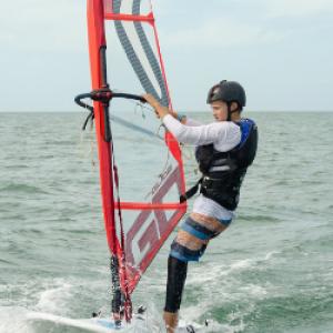 kids windsurf summer camp