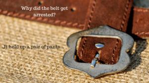 Belt joke