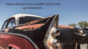 Old car joke