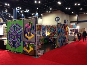 International Quilt Festival, Houston 2017