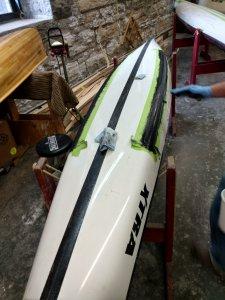 Kayak Repair Skid Strips