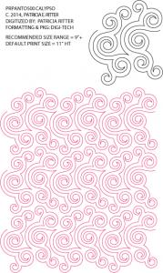 Calypso Swirls
