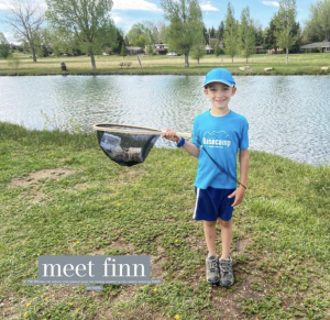The Finn.  He thinks he's the boss (but he really isn't). He doesn't work regular shifts...yet. Don't you dare drop trash on a trail in front of him or he'll give you a piece of his mind.  🍿 Favorite Movie Quote: