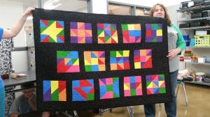 Giant Springs School Quilt 1
