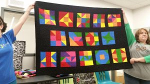 Giant Springs School Quilt 2