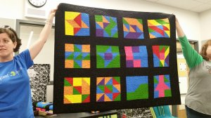 Giant Springs School Quilt 4