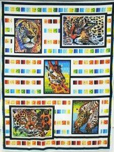 Mosaic Savanna Quilt