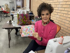 Carol B's Mini Bag