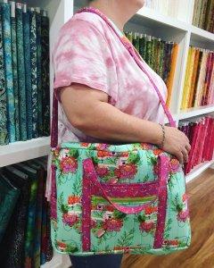 Tula's HomeMade Executive CarryAll 2 Bag