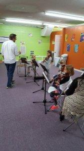 Junkyard Percussion Class