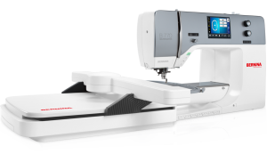 Bernina 770 with Embroidery Module