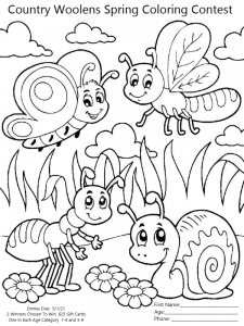 Coloring Contest 2021