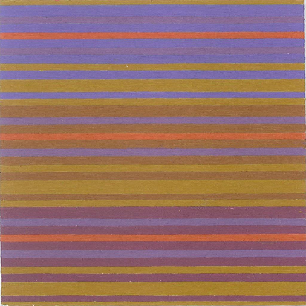 Modern Stripe 117-03-3 Nutmeg