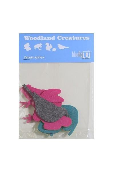 Adornment Pack - Woodland Animals