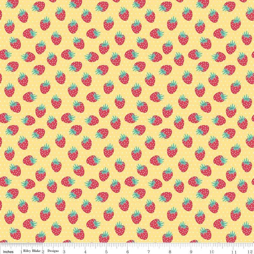 C6044_YELLOW_Strawberry Berries
