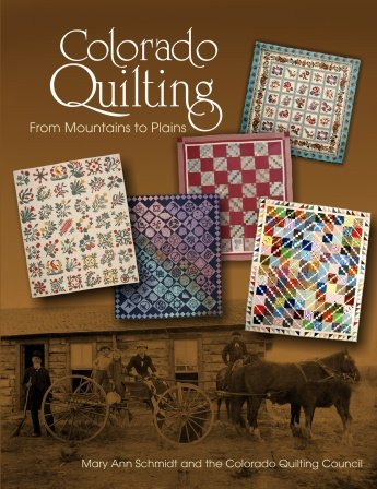 Colorado Quilting - Hardcover
