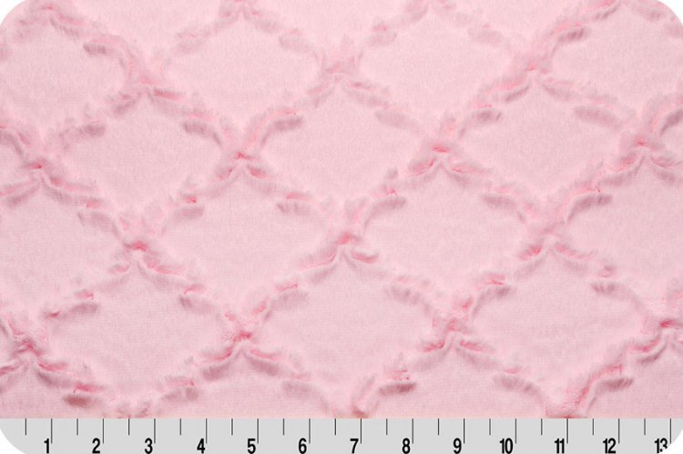 Lattice Cuddle - Baby Pink