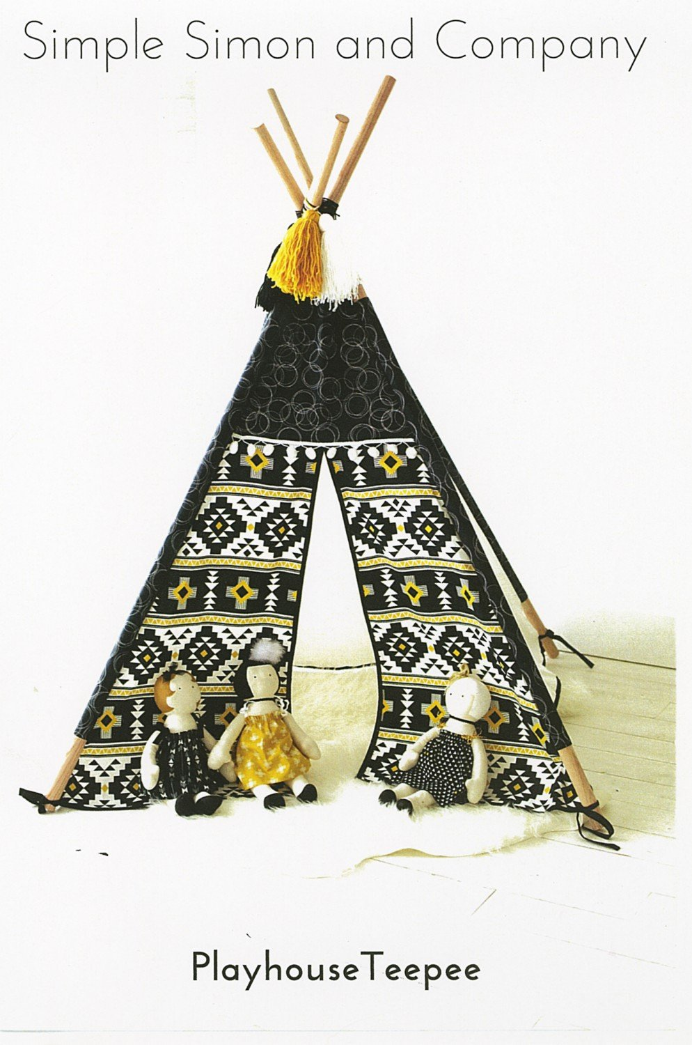 Playhouse Teepee
