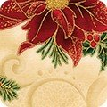 Holiday Flourish Metallic APTM-18336-223 HOLIDAY