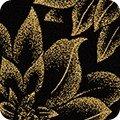 Holiday Flourish Metallic APTM-18344-2 BLACK