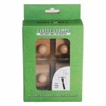 Classy Clamps Small Quilt Hangers Light