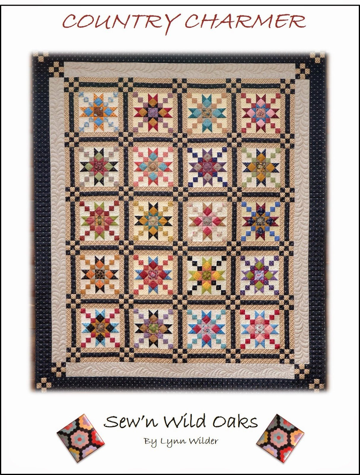 Country Charmer Pattern