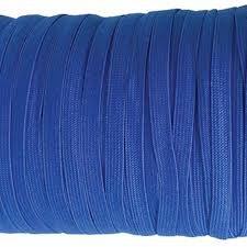 1/4 Soft Elastic Electric Blue