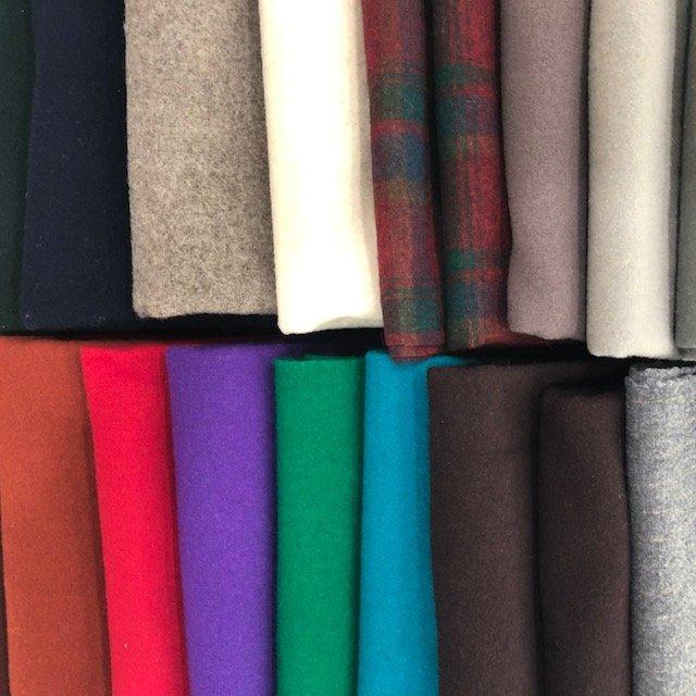 Wool - 1/2 Yard Cuts (B. Black & Sons)