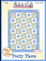 Pretty Please Pattern 091524
