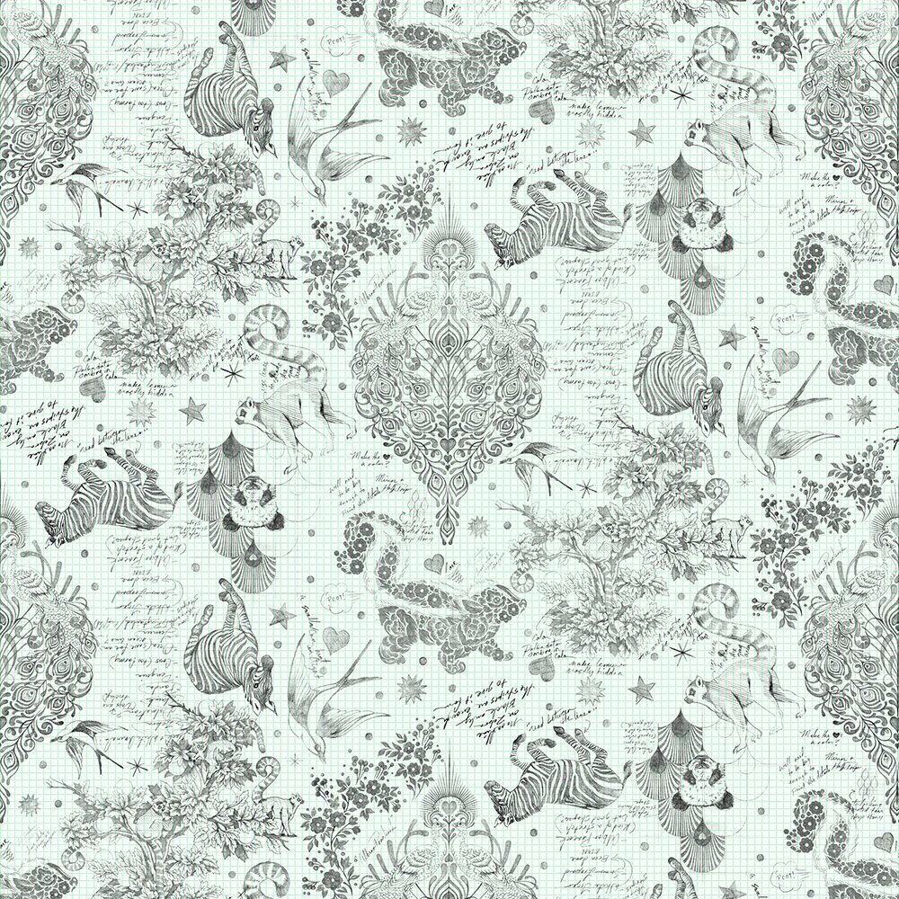 Tula Pink Linework Sketchy PWTP158.PAPER