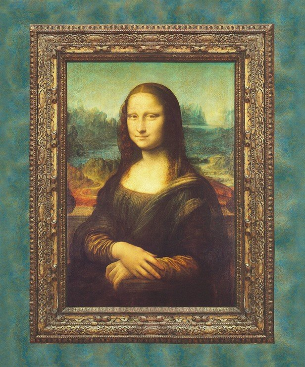 Leonardo Da Vinci SRKD-20096-199 Antique