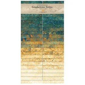 Stonehenge Gradations Strips oxidized copper SSTONE40 69