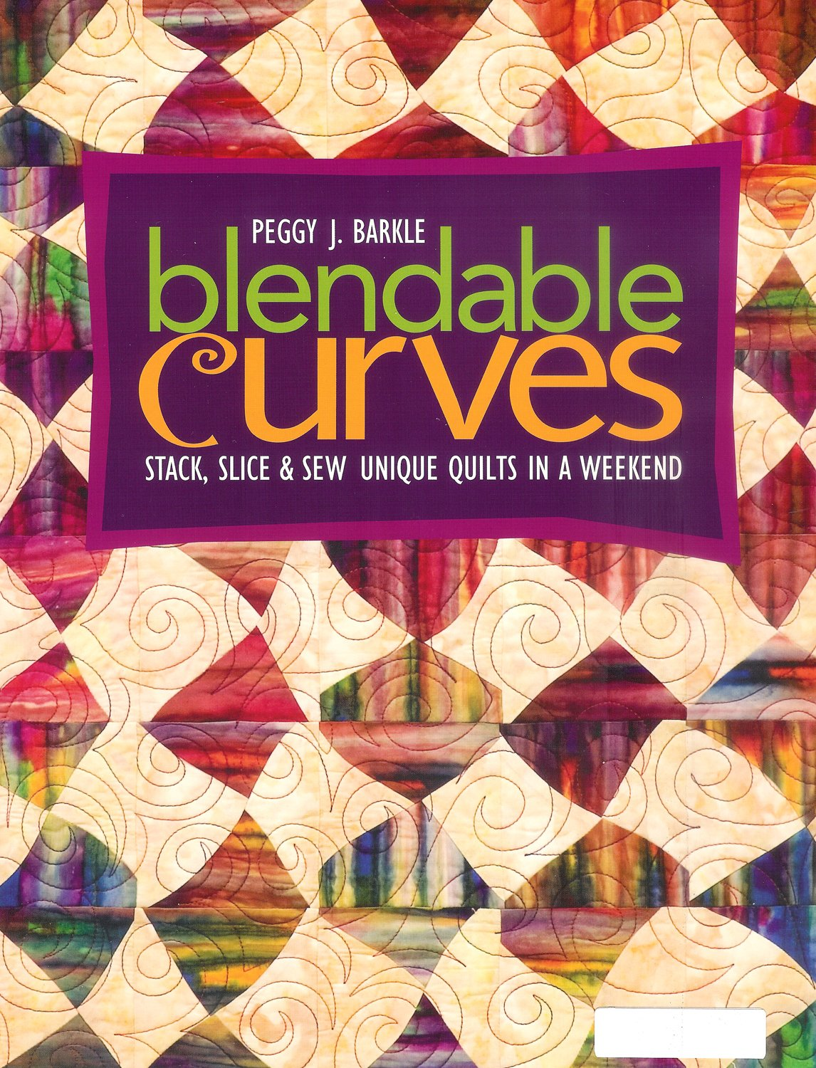 Blendable Curves<br/>Peggy J. Barkle