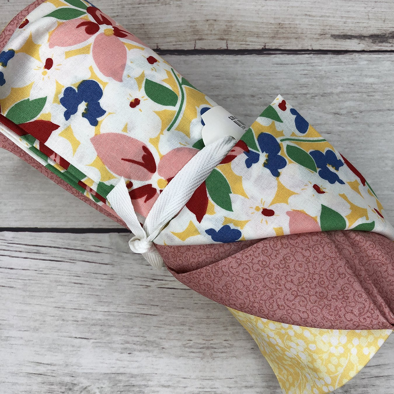 3 Yd Bundle Yellow Floral<br/>GSF House Mix