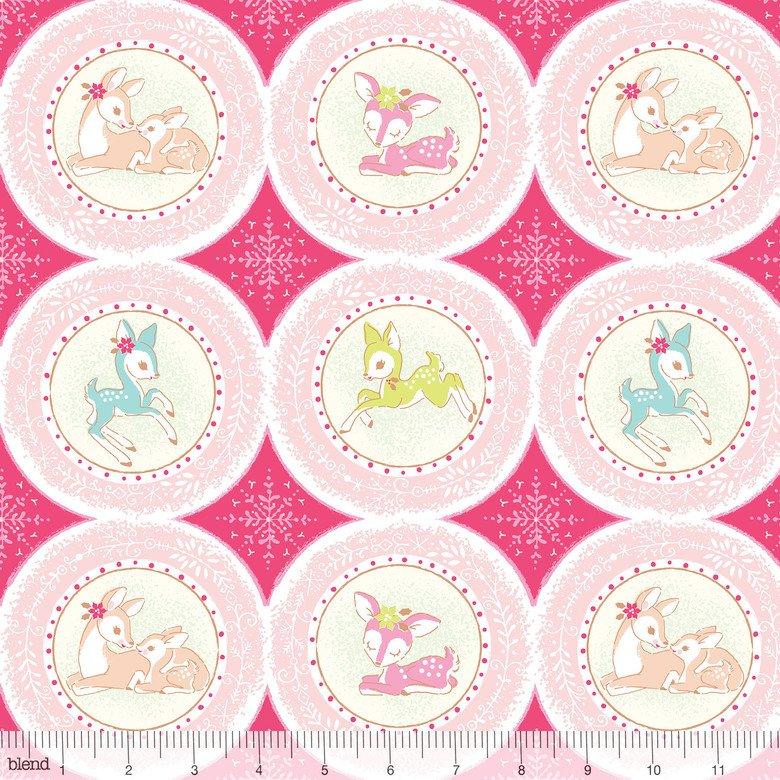 Delightfully Pink 125.102.01.1<br/>Blend Fabrics