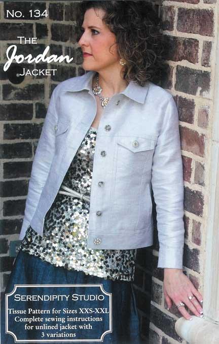 Jordan Jacket<br/>Serendipity Studio SDG134