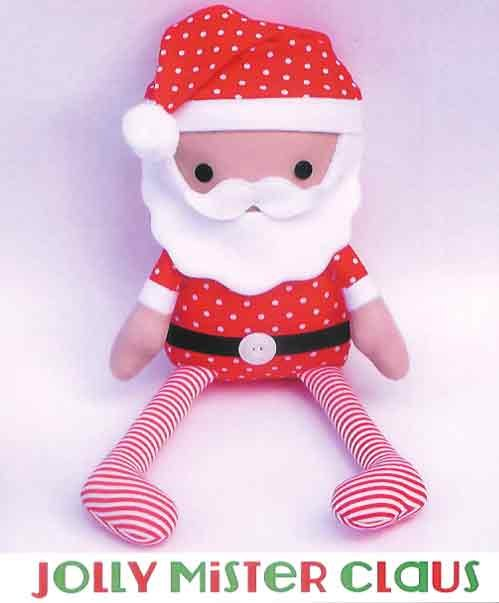 Jolly Mister Claus</br>Melly & Me MM146