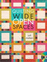 Quilting Wide Open Spaces book