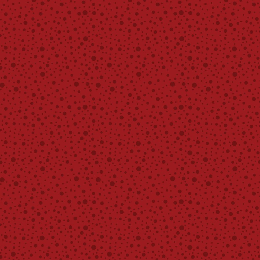 Dotty Dots Red<br/>Wilmington Prints 39090-333