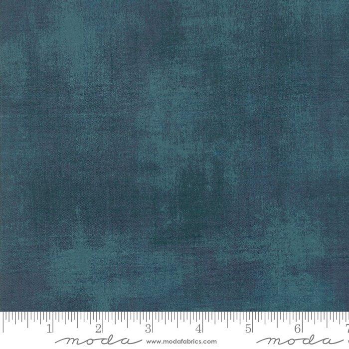 Grunge Basics New Deep Teal<br/>Moda 30150-487