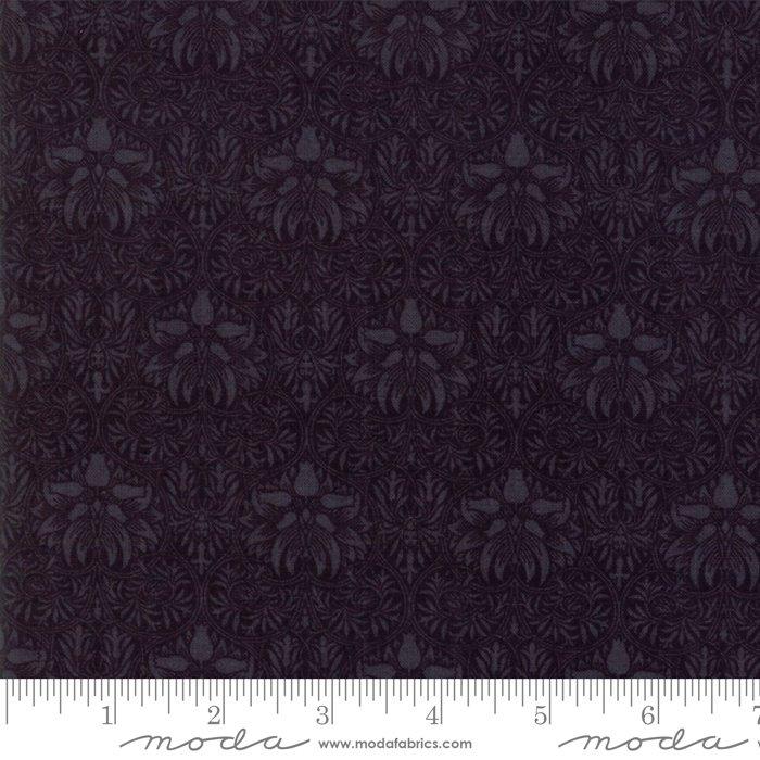 Crown Imperical Ebony FQ<br/>V & A for Moda 7337-14
