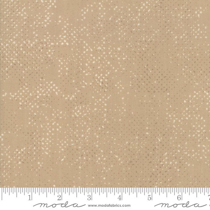 Spotted Oatmeal<br/>ZenChic/Moda 1660-82