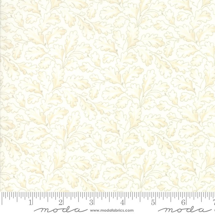 Oak Leaves Linen<br/>Moda 18693-11