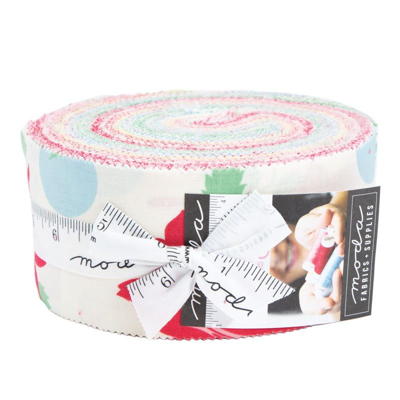Strips - Cheeky Jelly Roll<br/>Urban Chics / Moda 31140JR