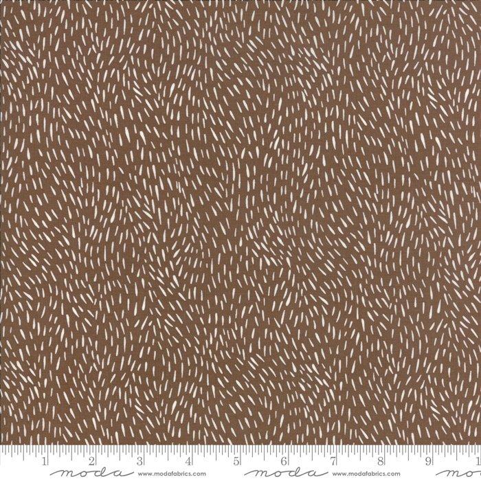 Merriment Fur Cocoa<br/>Gingiber / Moda 48277-15